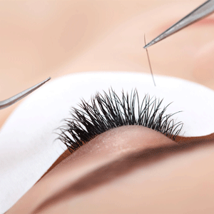 4D volume eyelashes