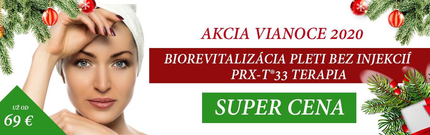 Banner WEB action vianoce PRXT